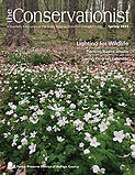 cover of the spring 2021 Conservationist