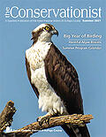 cover of the summer 2021 Conservationist
