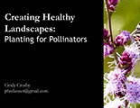 creating-healthy-landscapes-Cindy-Crosby-presentation-cover