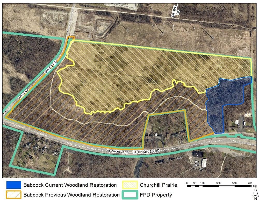 Churchill-Woods-map