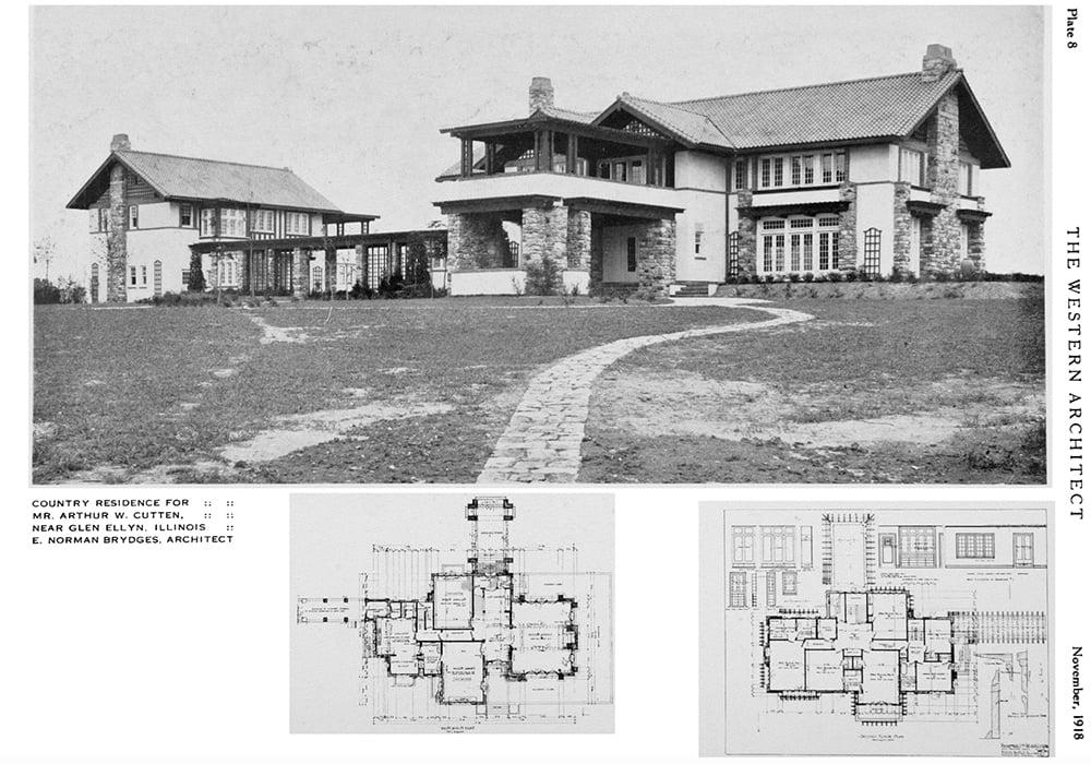 western-architect-house
