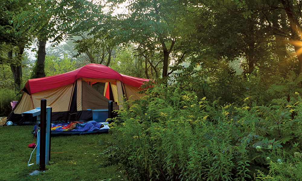 BW-camping