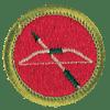 archery-badge