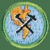 geology-badge
