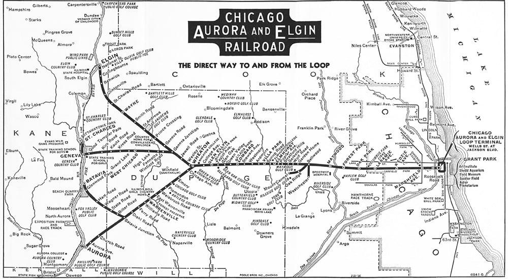 Chicago-Aurora-and-Elgin-Railroad-1936-line-map