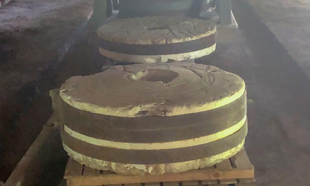 Graue-Mill-millstone-CR