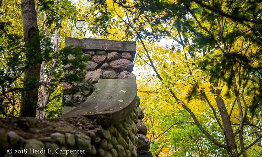 Hidden-Lake-stone-wall-Heidi-Carpenter