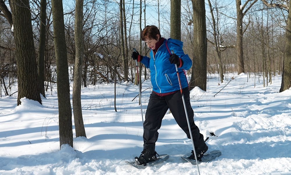 Things To Do Get Outdoors Winter In Preserves