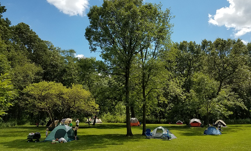 group-campsite-great-american-campout